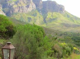 The Cottage @ Montpellier Franschhoek South Africa