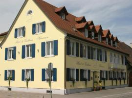 Hotel photo: Hotel-Restaurant Schwanen