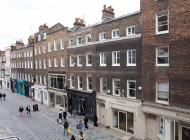 Stunning Bond Street - Mayfair Apartment London Storbritannien