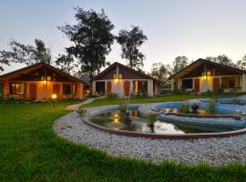 Museflower Retreat & Spa Chiang Rai Thailand