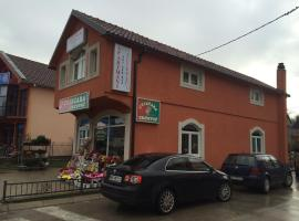 Hotel photo: Apartmani Zecevic Niksic