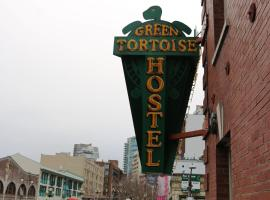 Green Tortoise Hostel Seattle Seattle Estats Units