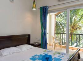 Lush View Apartment at Heritage Exotica Arpora India