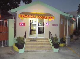 Tropical Court Inn Kingston Jamaica