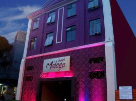 A picture of the hotel: Hotel Malaga (Adult Only)