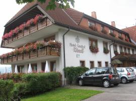 Hotel Photo: Hotel Gasthof Straub