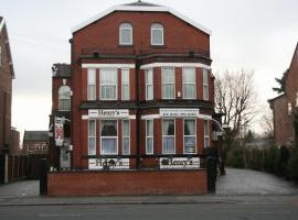 Henry's Guest House Stockport United Kingdom