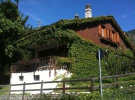 Holiday home Villeneuve 1 Villeneuve Italy