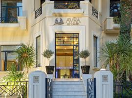 Hotel photo: Avra City Hotel (Former Minoa Hotel)