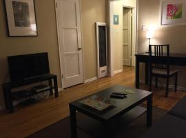 Hollywood Private One-Bedroom Apartment Los Angeles USA