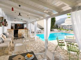 Odyssey Apartments Vathi Greece