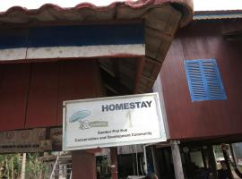 Hotel photo: Isanborei Homestay 1
