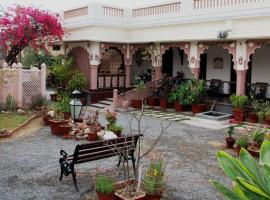 Badnor House - The Heritage Homestay Ajmer Indien