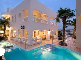 Scala Hotel-Apartments Agia Pelagia Greece