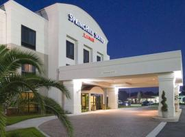 Hotel near Savannah Hilton Head Intl airport : SpringHill Suites Savannah Airport
