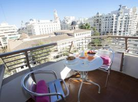 Xativa Terrace Apartments Valencia Spain