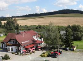 Hotel Photo: Pension Všeruby