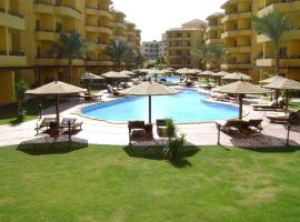 Hotel near Hurghada Intl airport : One-Bedroom Apartment in The British Resort El Kawther