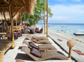 Bambu Cottages Gili Air Indonesia