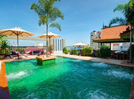 Queen Grand Boutique Hotel and Spa Phnom Penh Cambodia
