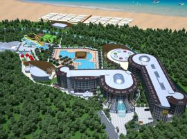 Sunmelia Beach Resort Hotel & Spa-All Inclusive Kizilagac Turkey