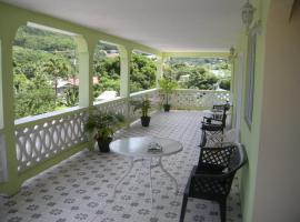 Princess Inn Gros Islet Saint Lucia