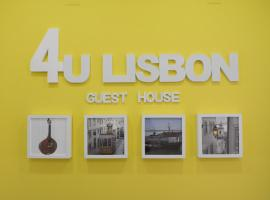 Hotel near Portugal: 4U Lisbon Guest House