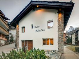 Hotel Photo: Chalet Abacus