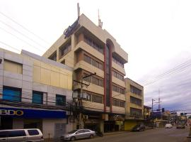 Grand City Hotel Inc. Cagayan de Oro Filipíny