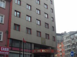 Dilaver Hotel Erzurum Turkey