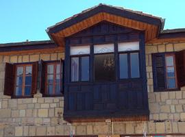 Side Villa Stonehouse Side Turquie