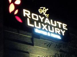 Royaute Luxury - Suites & Hotel, Lahore לאהור פקיסטן