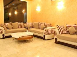 Hotel near King Abdullah Bin Abdulaziz airport : Kady El Sharq Apartment