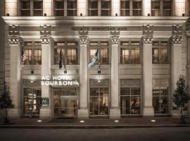 AC Hotel by Marriott New Orleans Bourbon/French Quarter Area, A Marriott Luxury & Lifestyle Hotel New Orleans USA