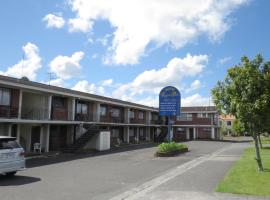 Hotel photo: Kuirau Park Motor Lodge