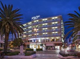 Kydon Hotel Chania Town Greece