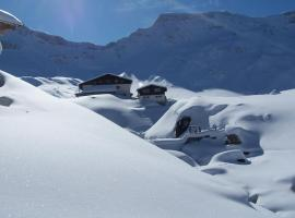 A picture of the hotel: Chalet Berggeist Adelboden Wohnung 1