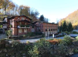 Hotel Photo: Hotel Rabenauer Mühle