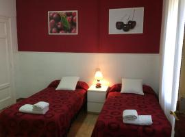 Hostal Valls Barcelona Spain