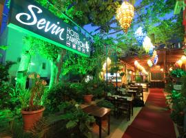 Sevin Hotel Pension Bodrum City Turkey