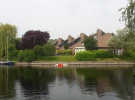 Hotel near Almere Stad: Waterside House Naarden