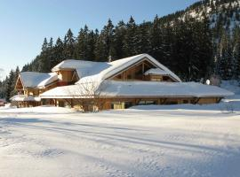 Chalet Hotel Vaccapark Mieussy France