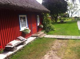 Preila Fisherman House Neringa Lithuania