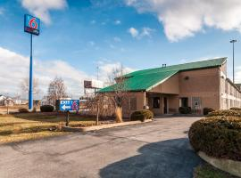 Hotel photo: Motel 6 Chicago South - Lansing
