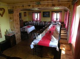 Hotel near Slovenia domestic: Farm stay Pr Lavric
