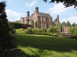 Dunsley Hall Hotel Stourbridge United Kingdom