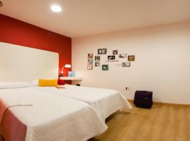 Hostel Calatrava Luxury Seville Spain