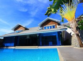 Hotel Photo: Pratumnak Dream Villa by Pattaya Sunny Rentals