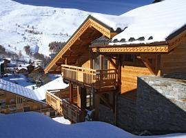 Hotel Photo: Odalys - Chalet Husky