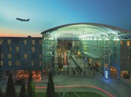 Hilton Munich Airport Oberding Germany